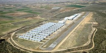 comercial, Madrid, empresarios, promueven, segundo aeropuerto,