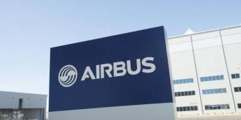 Los trabajadores de Airbus se manifiestan este jueves contra los despidos
