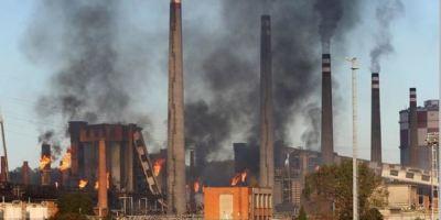 Extinguido, incendio, ArcelorMittal, Avilés,