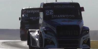 Campeonato Europeo de Camiones 2018, Circuito del Jarama, España, carrera, vídeos, fin de semana,