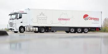 camionero, desaparecido, Girteka, policía alemana, ayuda, empresas, sucesos, sociedad,