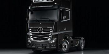 Mercedes-Benz, Actros RoadStars Carbon, edición, limitada,