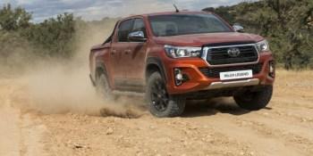 nuevo, Toyota, Hilux Legand Raider, solo unidades, España,