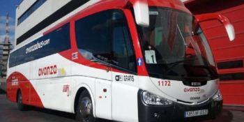 trabajadores, empresa, Avanza, autobuses, línea, Segovia-Madrid, conflicto, laboral,