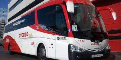 avanza, autobús sin conductor, Málaga