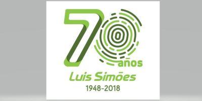 servicio, innovación, sostenibilidad, Luís Simões, aniversario, años,