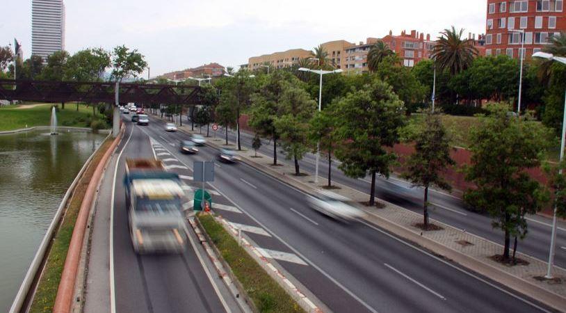 Sintraport, movilizaciones, incumplimiento, Ronda Litoral, camiones, puerto, Barcelona,