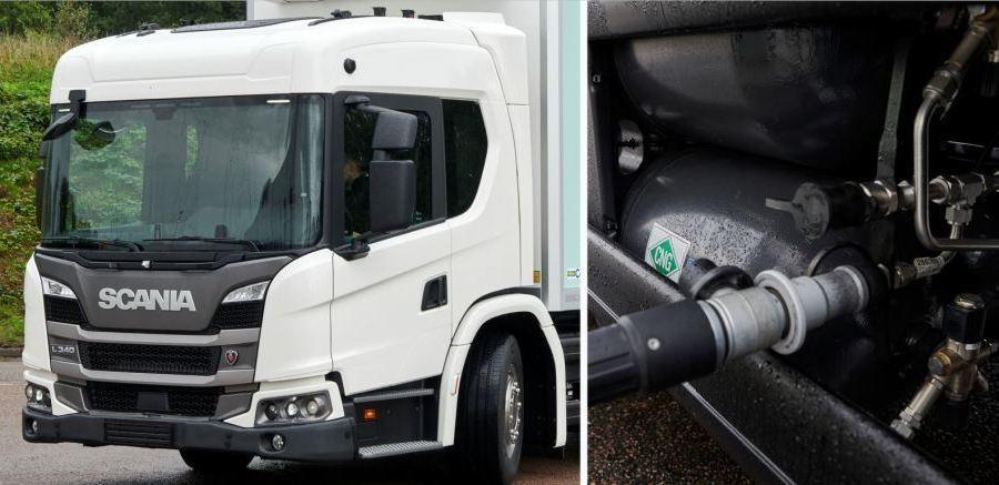 Scania, Serie L, camión, sostenible, año, 2.019