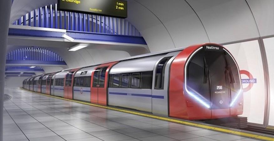 Siemens, importante, pedido, trenes, metro, Londres,