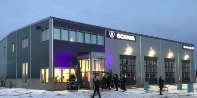 taller, Scania, norte, círculo, polar ártico,