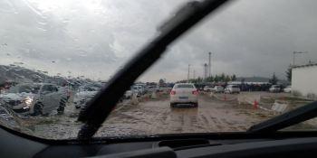 taxistas, marginados, Circuito de Cheste, Valencia, barrizal,