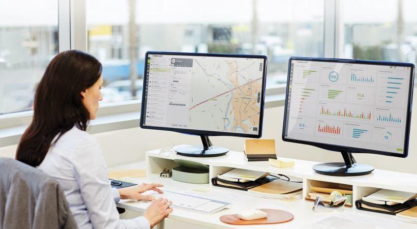 TomTom Telematics, proveedor, líder, gestión, flotas, soluciones, cuarto, año, consecutivo,