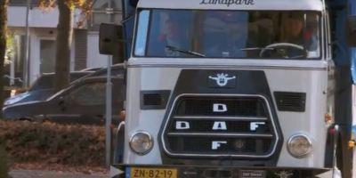 DAF, camión, antiguo, uso, fabricantes del sector, curiosidades,