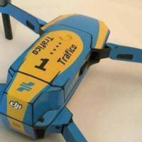 AEA duda que sean legales las denuncias impuestas por los drones de la DGT