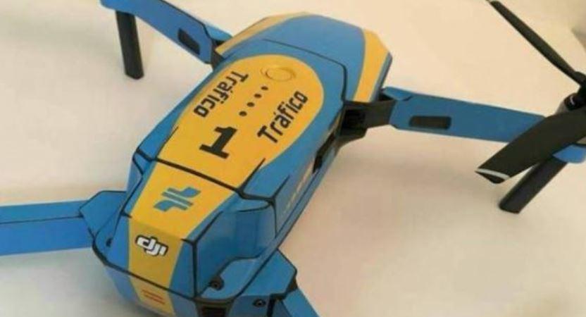 AEA. multas, drones, DGT, legales,