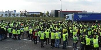 empresas, francesas, transporte, perdidas, chalecos amarillos, euros, millones