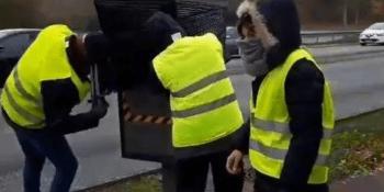 Francia, chalecos amarillos, radares, tráfico, anulados, protestas, sociedad,