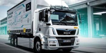 MAN, colabora, consorcio, austriaco, prueba, camiones, electricos, fabricantes del sector, actualidad, empresas,