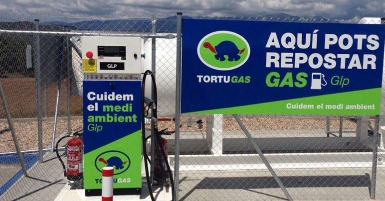 Red Tortuga, repostar, gas, GNL, GNC, estaciones de servicio, Europa,
