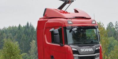 Scania, Alemania, autopista, eléctrica, fabricantes del sector,