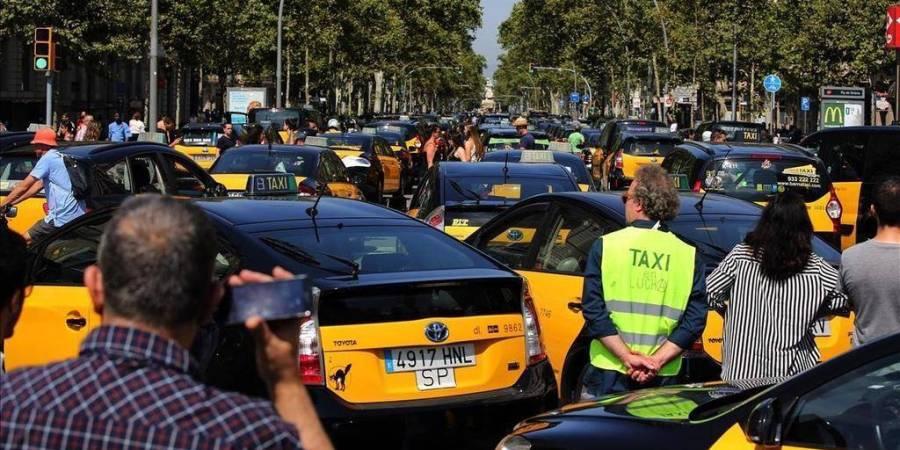 colaboradores, opinión y debate, taxi, transporte por carretera,, huelgas, movilizaciones, sector,