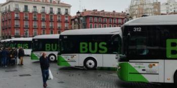 Auvasa, autobuses, seis, eléctricos, híbridos, Valladolid, noticias, autobús, actualidad,