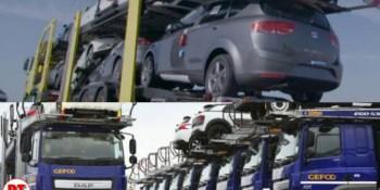 GEFCO, BERGÉ, fusión, empresas, noticias, actualidad transporte vehículos, España, servicio, porta-vehículos,