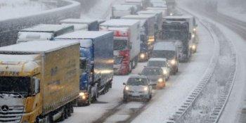 consejos, conducir, camión, invierno, actualidad, sector,