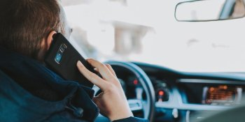distracción, volante, campaña, vigilancia, DGT,