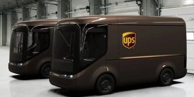 nuevos, camiones, eléctricos, reparto, UPS, ecológicos, empresas, logística y almacenaje, transporte urgente,