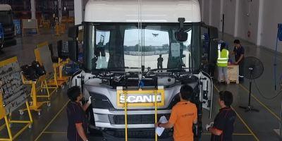 Nueva, fábrica, Scania, Tailandia, empresas, fabricantes del sector,