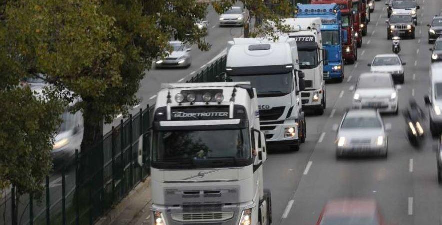 resumen, cambios, transporte de mercancías, carretera,