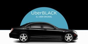 Uber, servicio, alta gama, Uber Black, Madrid, clientes, otros transportes, taxi, sector,