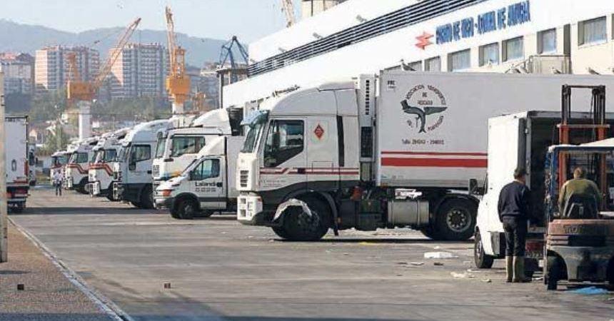 Policía Local, Vigo, sanciones, camiones, sin tarjeta, seguro, actualidad, nacional, sociedad, transporte,