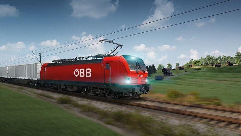 Siemens, mobility, suministra, locomotoras, Vectrom, Austrian, Federal, Railways,