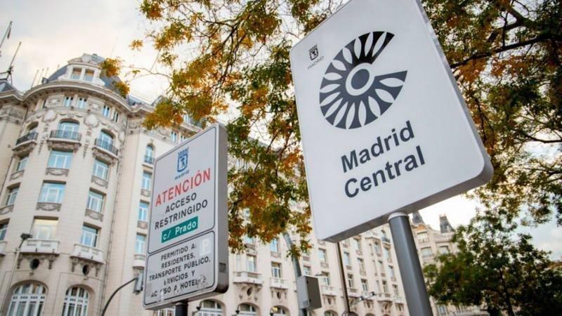 CETM-Madrid reclama nueva regulación de acceso al Distrito Centro