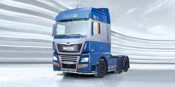 fabricante, alemán, camiones, empresas, MAN, Commander, series TGE, TGX, feria,