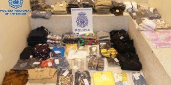 detenidos, hombres, robar, mercancía, empresa, transporte, trabajaban,