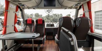 Glory VIP, autobús, personalizado, Scania,