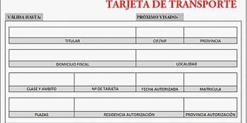 Ministerio de Transportes, retrasar, autorizaciones, visado, 2021,