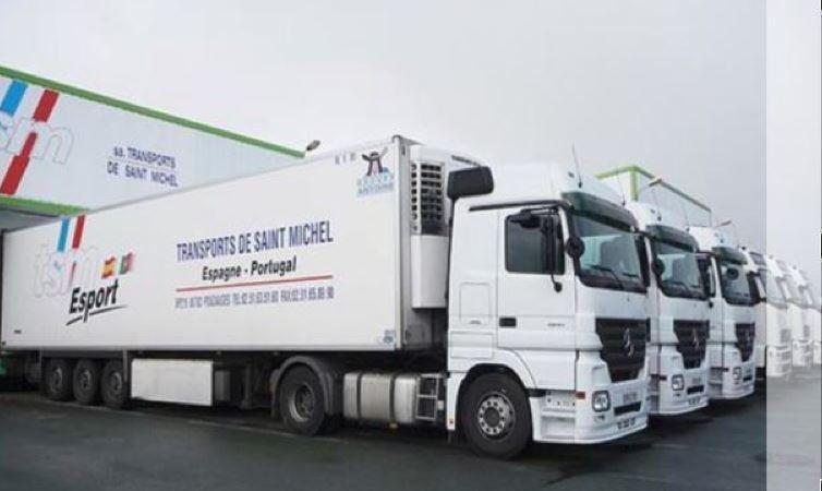 transport, Saint Michel, inicia, actividades, España, empresa, Friespa,