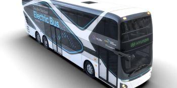 Hyundai, presenta, primer, autobús, eléctrico, pisos, autonomía,
