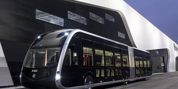 bus, eléctrico, inteligente, circulará, Vitoria, Agosto, 2.020,