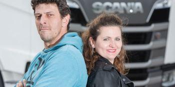 pasión, matrimonio, conducir, Scania, campeonato, Italia, curiosidades, profesión,