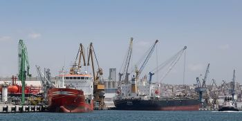 puertos del Estado, marcan, récord, semestral, mercancías,