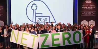 Aena, suma, compromiso, cero, emisiones, carbono, aeropuertos,
