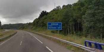 afecciones, tráfico, A-8, Asturias, rehabilitación, firme,