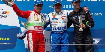 carrera, Antonio Albacete, Hungría, clasificación, Campeonato Europeo de Camiones,