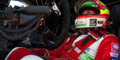 Antonio Albacete, camiones, carreras de camiones, campeonato, Hungría,
