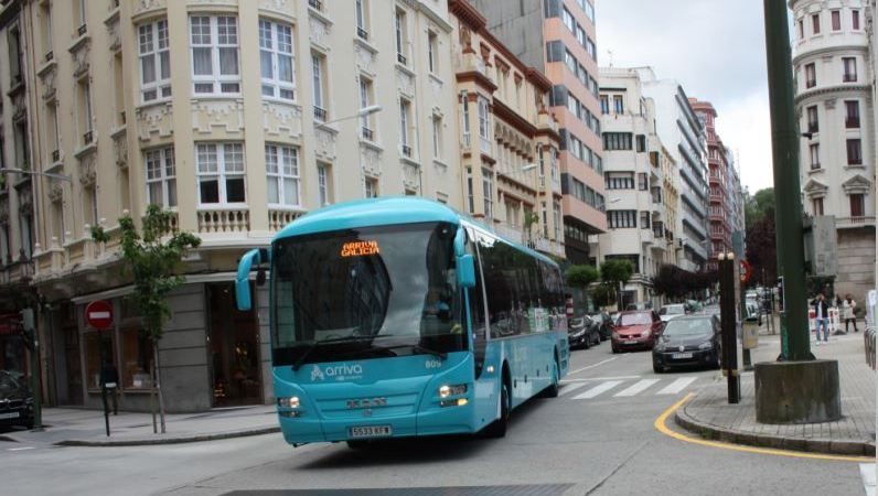 Arriva, reducirá, emisiones, CO2, flotas, autobuses, Europa,